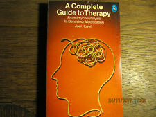 A complete guide to therapy KOVEL 1976