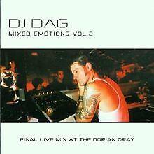 Mixed Emotions Vol.2 von DJ Dag,Mixed By | CD | Zustand sehr gut