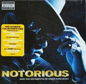 Notorious - Soundtrack [2009] | Danny Elfman | CD NEU