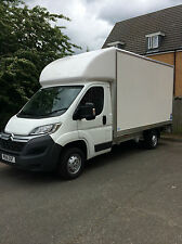 """Citroen Relay 2.2HDi ( 130 ) 13ft 6"""" Luton 18 plate Euro 6 with Tail-Lift"""