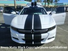 """Dodge Charger 10"""" Racing Stripes Graphic Decals 36 Feet 2006-2018 Any Color"""