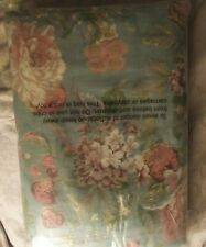 King Size Bed Skirts English Rose Pattern Victorian Heart Company Gathered New