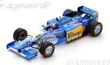 SPARK BENETTON B195 #2 Winner British GP 1995 Johnny Herbert S4776 1/43