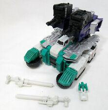 Hasbro Transformers Titans Return Leader Sixshot Complete