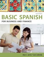 Spanish for Business and Finance: Basic Spanish Series (Available Titles iLrn: H