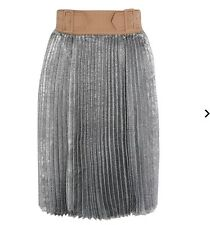 3.1 Philip Lim metalic silver skirt, size 0.Bought from   Harvey Nichols