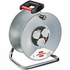 Brennenstuhl 1198013 Cable Reel Garant S 3 without cable with Safety Cut Out