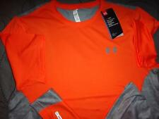 UNDER ARMOUR FITTED TECH SHIRT CAMO PATTERN SIZE 2XL XL L MEN NWT $$$$