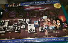 Webster's Presents The Century Webster's Encyclopedia 2000 Commemorative Edition