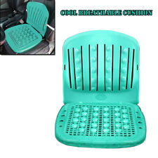 Car Seat Cushion Double-layer Hollow Ventilation Cool Breathable Plastic 39*39cm