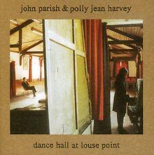 Dance Hall At Louse Point - P.J. & John Parish Harvey (1996, CD NUEVO)