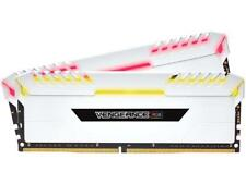 CORSAIR Vengeance RGB 16GB (2 x 8GB) 288-Pin DDR4 SDRAM DDR4 3600 (PC4 28800) De