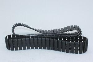 NZG Ketten schwarz 1 Paar für Demag H485 NZG 357  Hochlöffelbagger 1:50  NEU