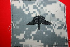 US ARMY FREEFALL PARACHUTE WING BADGE ACU AFGHANISTAN PATCH AIRSOFT PAINTBALL