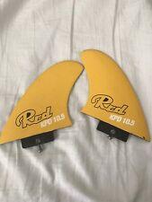 Vintage Rrd Kpd 10.5 Windsurfing Fins