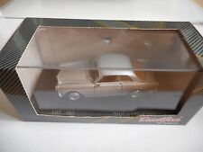 Details Cars Alfa Romeo Giulietta Sprint 1960 Coupe in Grey on 1:43 in Box