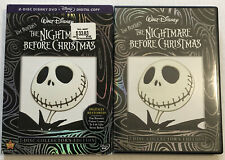 The Nightmare Before Christmas (DVD, 1993, Collectors Edition) Canadian