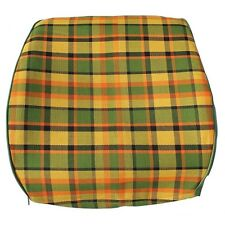 T2 Westfalia Late Bay Full Back Seat Cover in Yellow Plaid 1975 - 1979 C9252Y