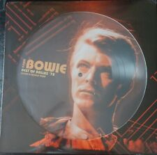 David Bowie Best Of Dallas 78 Isolar II World Tour NEW Picture Disc LP Record