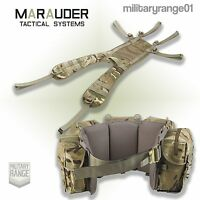 Marauder Airborne LRRP Webbing Set (Belt + Yoke)- British MTP Multicam - UK Made