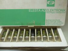 ER2 ELESTA Schaltröhre Cold Cathode Kaltkatoden NEW TUBE RÖHRE VALVOLA BOXED RAR