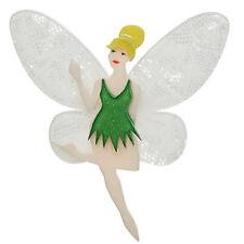Erstwilder Brooch Tinkerbell Fairy BNIB