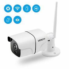 Veroyi Outdoor Security Camera 1080P Wi-Fi Home Surveillance Camera Waterproof