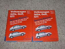 2000 VW Volkswagen Jetta Shop Service Repair Manual VR6 TDI GL GLS GLX