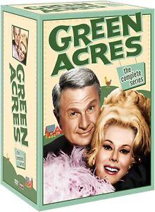 GREEN ACRES COMPLETE SERIES DVD BOXSET 24 DISCS New & Sealed