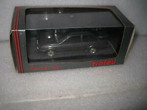 1:43 TROFEU FORD SIERRA COSWORTH ROAD CAR FLINT BLACK WT107   OLD STOCK