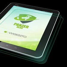 2x 0 4 Mm H9 Panzerglas echt Glas Tempered für Apple iPad Air 2 Schutz hülle neu