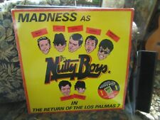 """Madness, """"Return of the Los Palmas 7""""(Original Stiff 12 inch without Nutty Boys"""