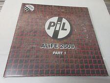 Public Image Limited - Alife 2009 Part 1 2LP Ltd.Edt. White Vinyl NEU OVP