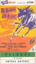 """ticket de concert The ROLLING STONES """"Urban Jungle Tour"""""""
