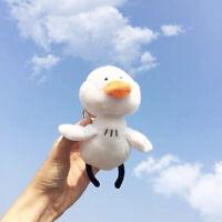 Cute fly Duck Animal Pet Doll Key Chain Holder Bag Pendant Charm Keychains
