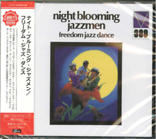 NIGHT BLOOMING JAZZMEN-FREEDOM JAZZ DANCE-JAPAN CD Ltd/Ed B63