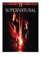 New Sealed Supernatural - The Complete Thirteenth Season DVD 13