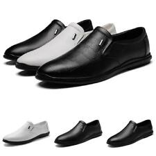 Mens Pumps Flats Breathable Business New Slip on Loafers Driving Moccasins Shoes