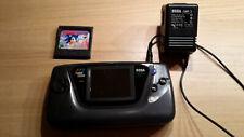 Sega Game Gear + Neue Kondensatoren + Spiel Sonic
