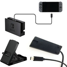 Charging Extension Cable TV Dock Data Transfer M/F Hoder For Nintendo Switch