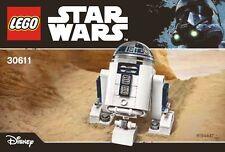 Lego Star Wars 30611 Polybag R2-D2 limitiert + exclusiv Neu & OVP