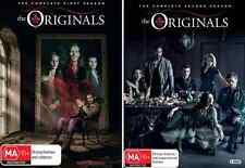 THE ORIGINALS Seasons 1 - 2 : NEW DVD