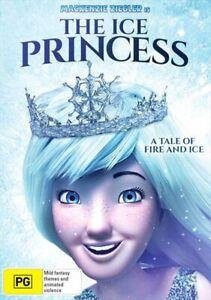 Ice Princess, The DVD