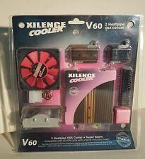 Refrigeración ventilación disipador VGA gráfica xilence V60 universal VGA cooler