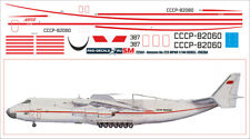 1/144 PAS-DECALS. REVELL. ZVEZDA. Decal for Antonov 225 MRIJA