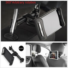 "4""-11"" Universal Car Back Seat Headrest Mount Holder For Phone iPad Mini Tablet"