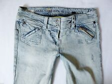 River Island Distressed Ultra Low L32 Jeans for Women