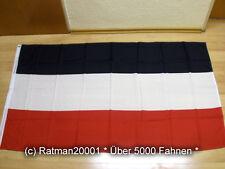 Fahne Flagge Deutsches Reich Reichsflagge Kaiserreich - 90 x 150 cm