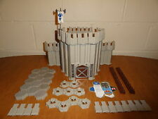 Heroscape - Fortress of the Archkyrie - Castle Wall and Tower Expansion Set