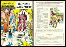 Philippine Famous Classic Illustrated Komiks PRINCE & PAUPER Comics